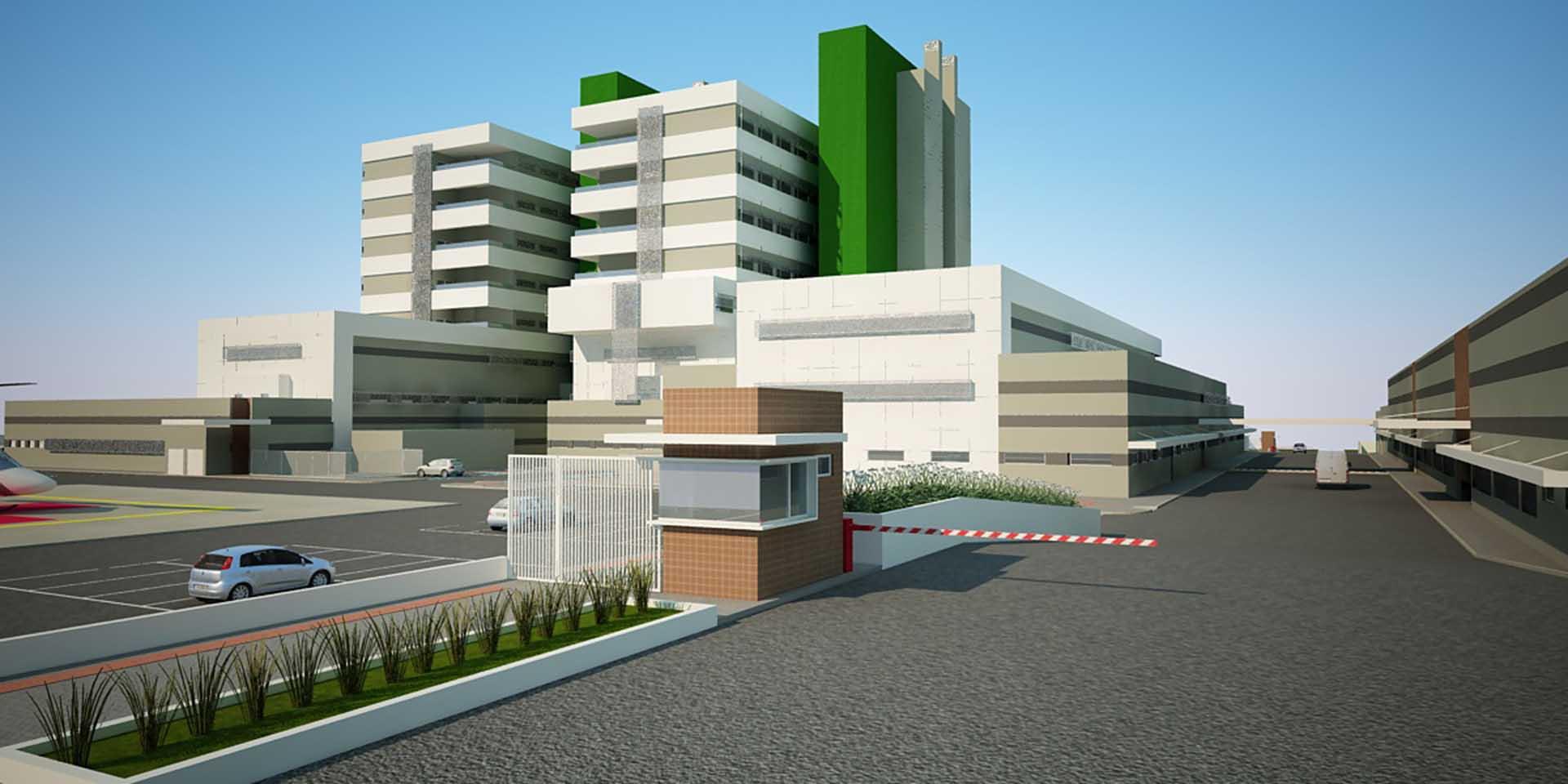MEP - Hospital Palmas 01 B