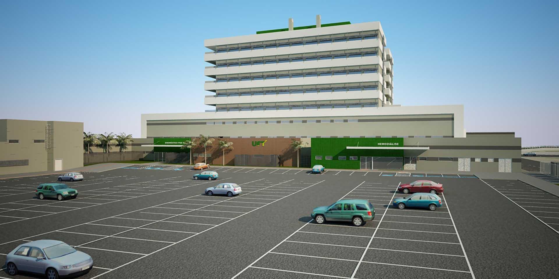 MEP - Hospital Palmas 03 B