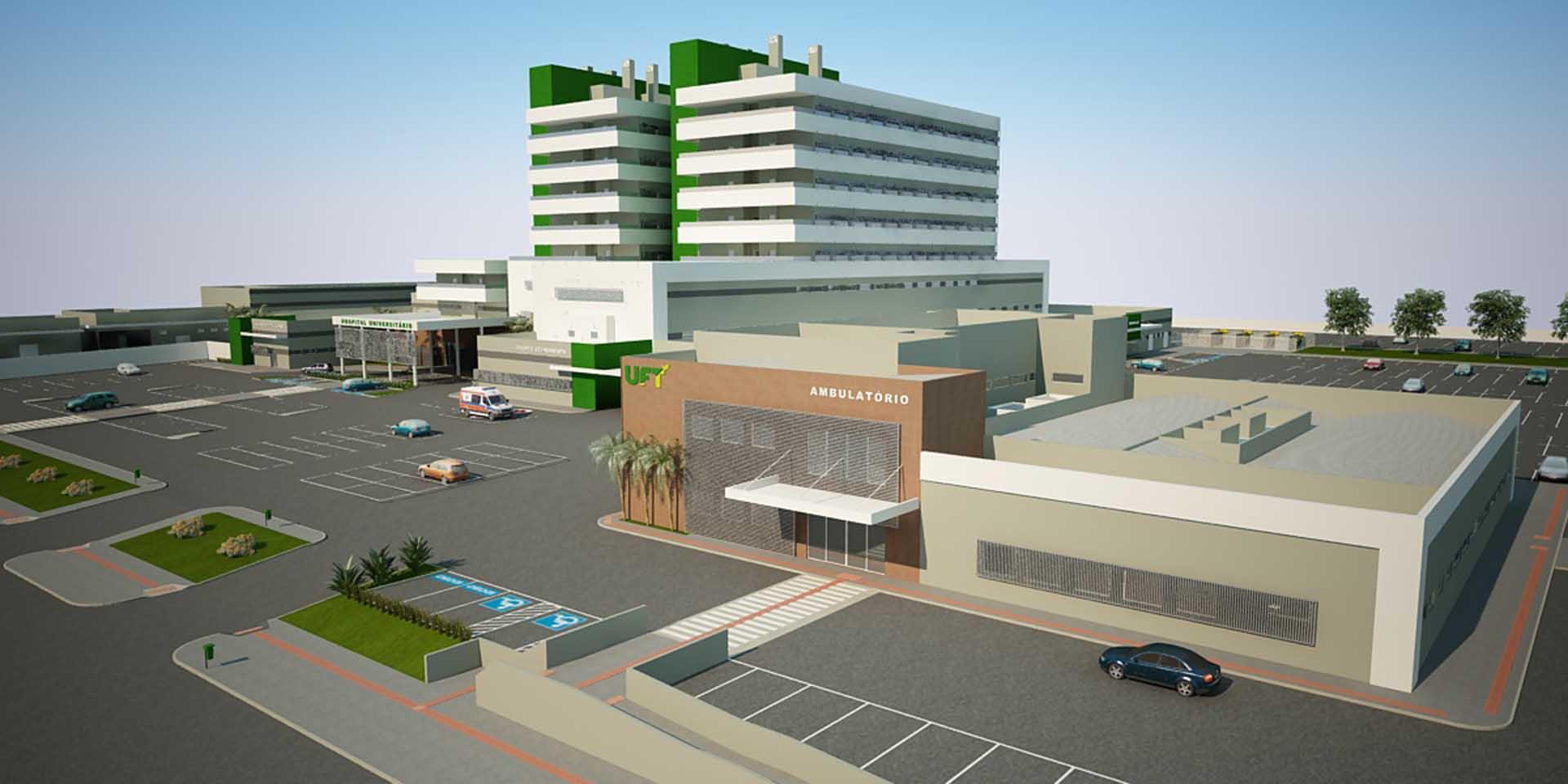 MEP - Hospital Palmas 04 B