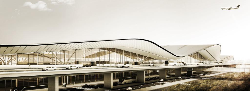 Terminal 3 - Imagem 2 - meio fio