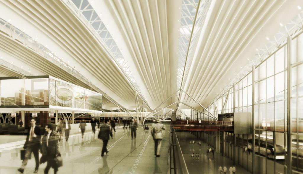 Terminal 3 - Imagem 6 - saguão de embarque